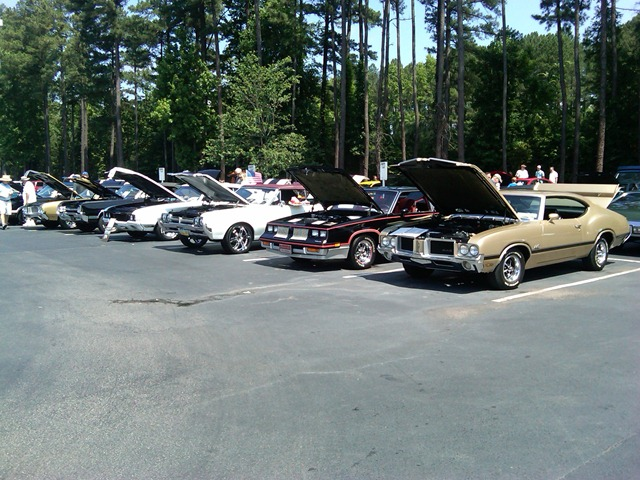 Tarheel Tigers Of Raleigh Car Show In Cary NC NC Auto Appraisal - Raleigh classic car show
